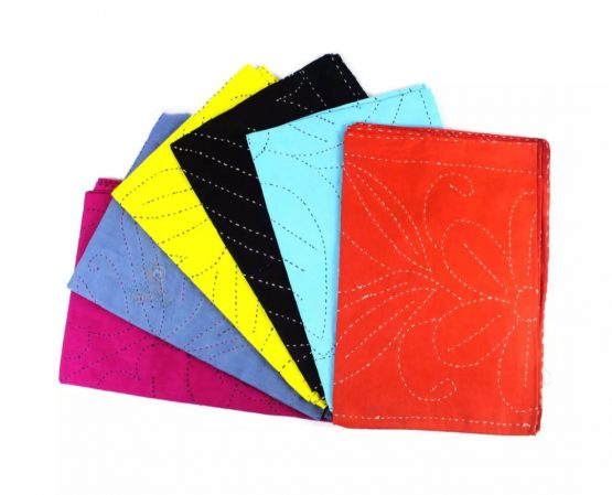 Combo Pack of 6 PCs Baby Katha(33×22 inch)