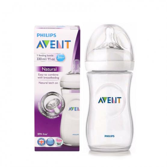 Avent Feeder Bottle 330 ml Natural feeding Bottle