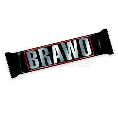 ANI-Brawo Milky Chocolate Nought Bar-50g