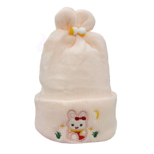 Baby cotton Boy Girl Hat (0-6 months)