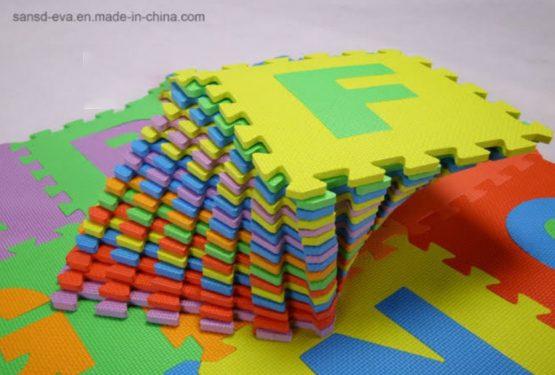 Play Mat Puzzle Alphabet EVA Carpet (12×12 inch) 26 pcs