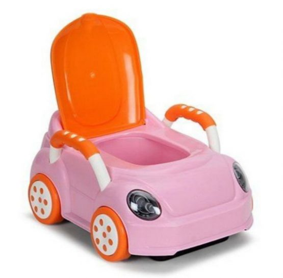 Children Baby Potty Training Toilet Car shape