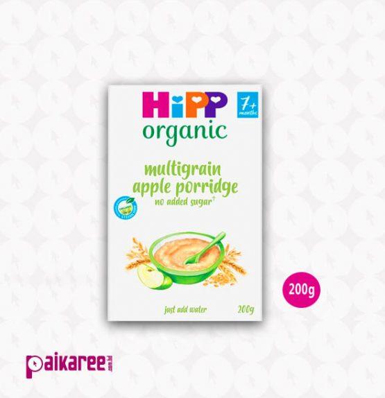 HiPP Organic Multigrain Apple Porridge Baby Cereal – 200g (U.K)