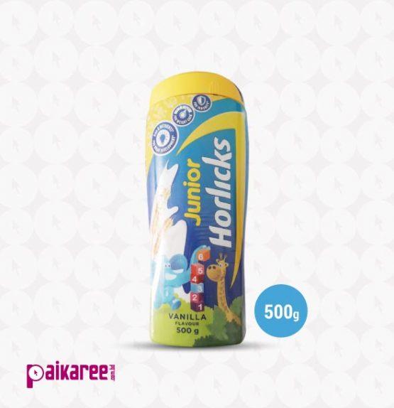 Junior Horlicks Vanilla Flavour – 500g (India)
