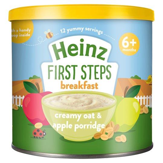 Heinz Oat & Apple Porridge 240G