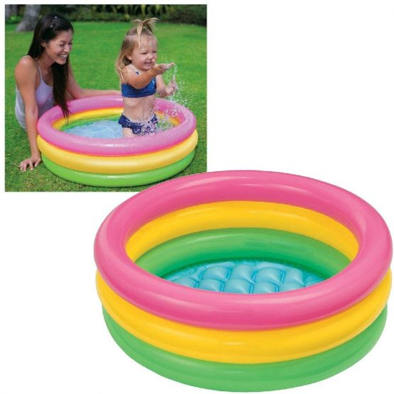 Baby Swimming pool – ( 34 InchX10 inch)