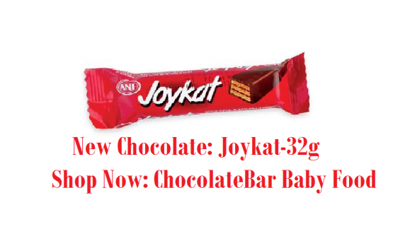 Joykat Milky Cocoa Coated Wafers With Cocoa and Hazelnut Flavoured Cream – 32gm