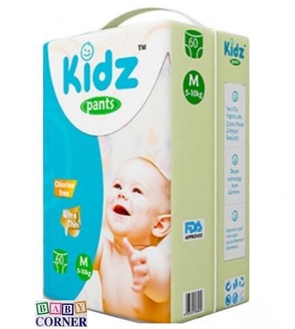 Kidz Pants M size(5-10kg ) -60 pcs