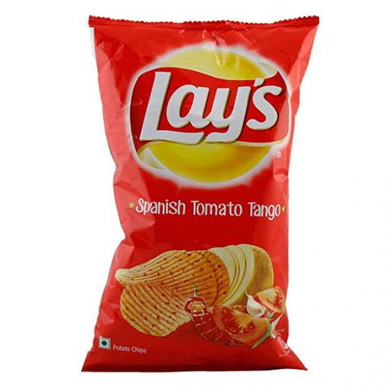 Lays Potato Chips Spanish Tomato Tango 52g