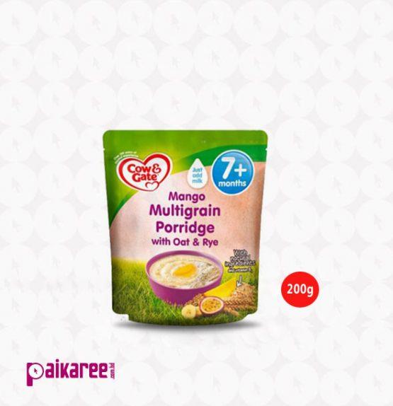 Cow & Gate Mango Multigrain Porridge Baby Cereal – 200g (U.K)