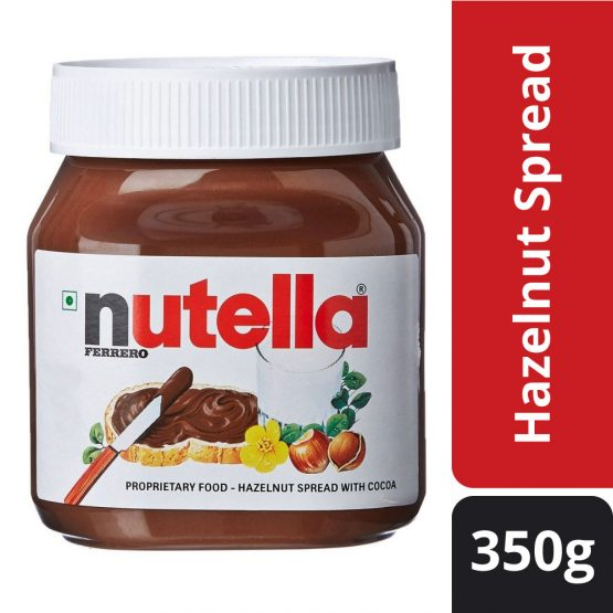 Nutella Chocolate Hazelnut Spread 350g