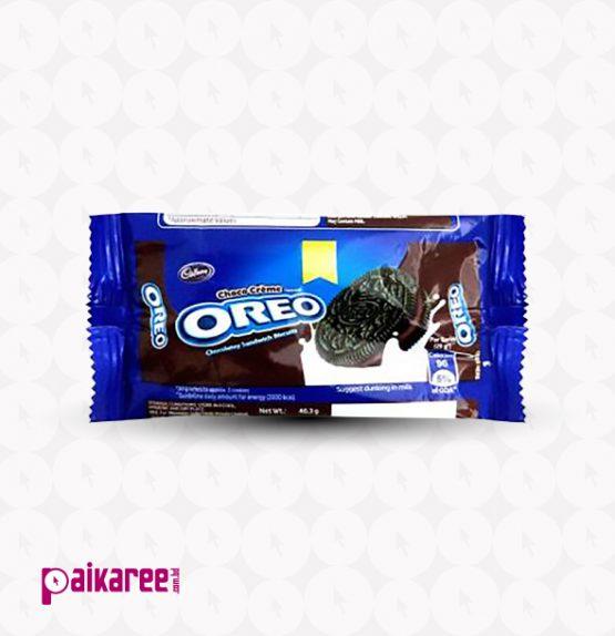 Oreo Choco Creme Chocolatey Biscuits – 46.3 g (India)