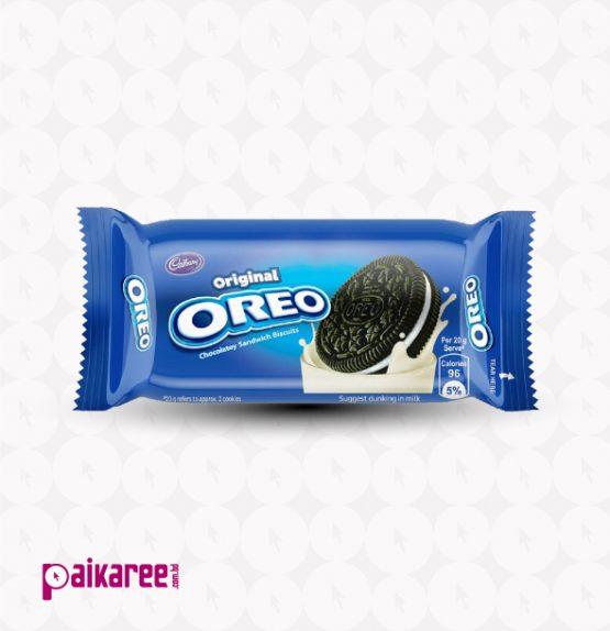Oreo Cadbury Original Vanilla Creme Biscuit – 46.3g (India)
