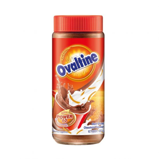 Ovaltine Chocolate Drink Jar 400gm