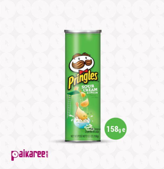 Pringles Sour Cream & Onion 158G (USA)