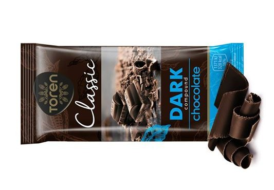Toren Classic Milky Compound Chocolate with lovely tasty Chocolate-(Dark Pack) 52g
