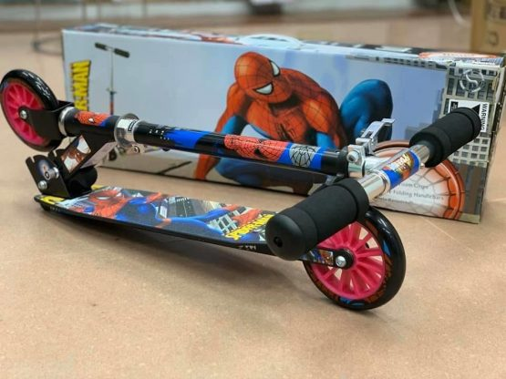 Spiderman baby Scooter