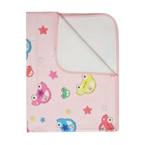 """Waterproof Urine Pad For Baby XL size(31"""" x 25"""")-Multicolor"""