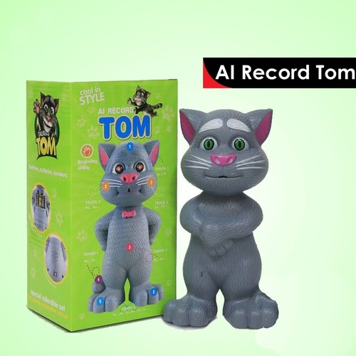 Talking Tom Baby Toy with audio for kids