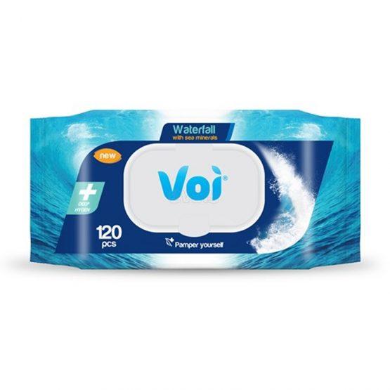 Voi Wipes For Kids -120 pcs