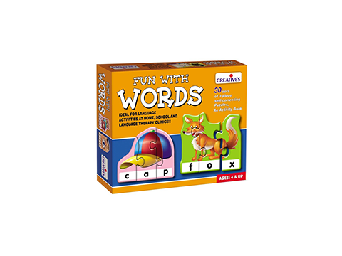 PUZZLE: FUN WITH WORDS