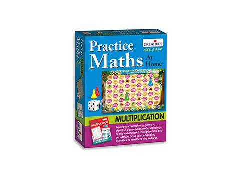 PUZZLE: PRACTICE MATHS (MULTIPLICATION)