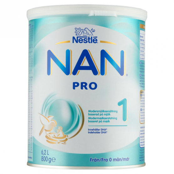 Nan pro 1 milk 800g (Up to 6 Month)