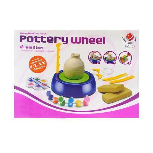 Baby Pottery Wheel Toy